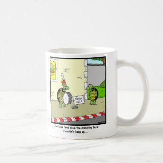 Fired Coffee Mug