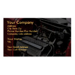 Firedome Business Card Template