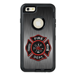 Firefighter Badge Deluxe OtterBox iPhone 6/6s Plus Case
