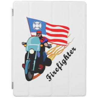 Firefighter Bikers iPad Cover