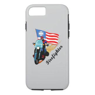 Firefighter Bikers iPhone 7 Case