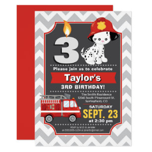 3rd Birthday Invitations Announcements Zazzlecomau