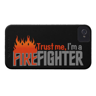 Firefighter Blackberry Bold case