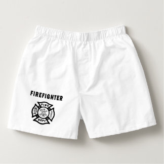 Firefighter Boxers