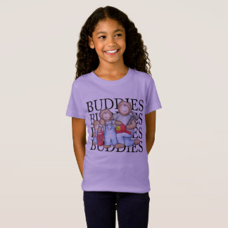 Firefighter Buddies T-Shirt