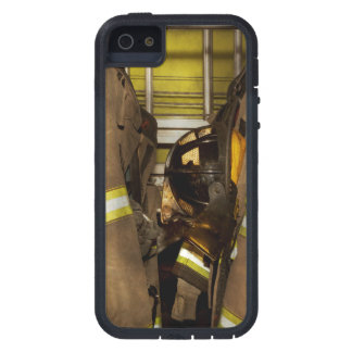 Firefighter - Bunker Gear iPhone 5 Cover