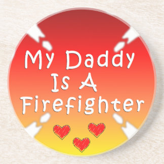 Firefighter Daddy Coaster