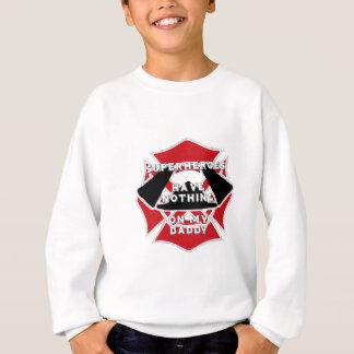 Firefighter daddy sweatshirt