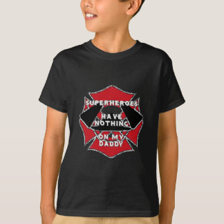 Firefighter daddy T-Shirt