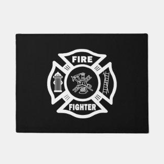 Firefighter Doormat