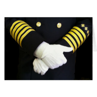 Firefighter Dress A, blank inside Card