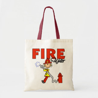 Firefighter Gift Tote Bag