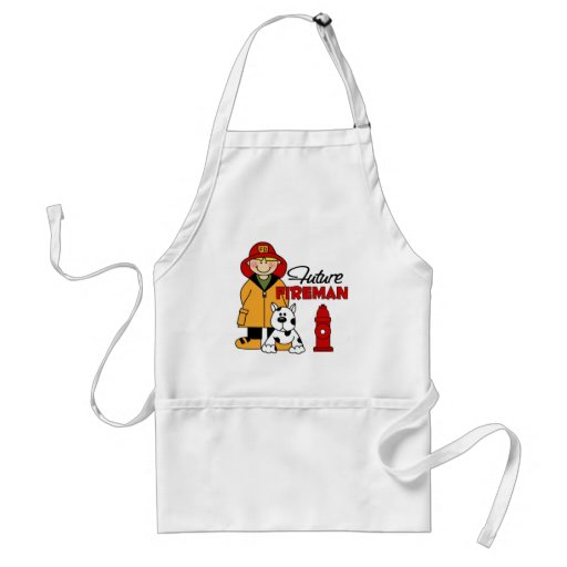Firefighter Gifts Aprons