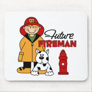 Firefighter Gifts Mouse Pads