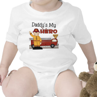 Firefighter Gifts Bodysuit