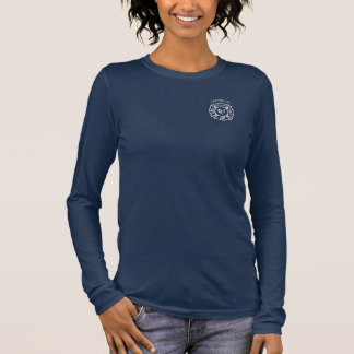 Firefighter Girlfriends Long Sleeve T-Shirt