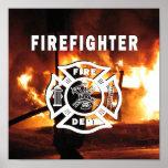 Firefighter Handline
