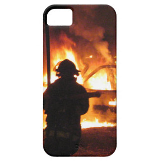 Firefighter Handline Barely There iPhone 5 Case
