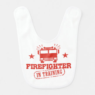 Firefighter In Training Bib