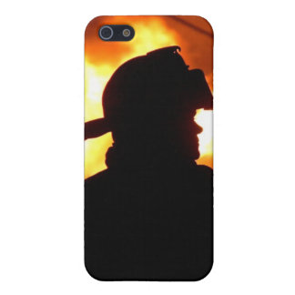 Firefighter iPhone 4 case