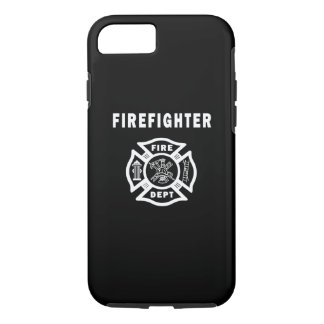 Firefighter Logo iPhone 8/7 Case