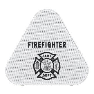 Firefighter Logo Speaker