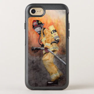 Firefighter Otterbox Phone Case