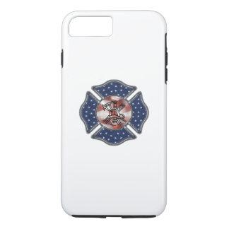 Firefighter Patriotic iPhone 7 Plus Case