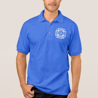 Firefighter Polo Shirts