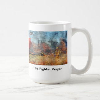 Firefighter Prayer Coffee Mug