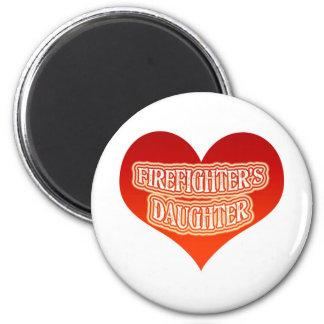 Firefighter s Daughter Magnet