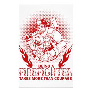 Firefighter Stationery