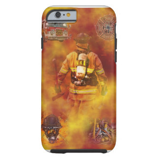 Firefighter Tough iPhone 6 Case