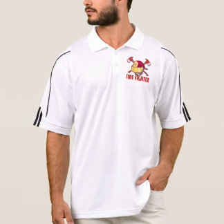 Firefighter Tribute Polo Shirt