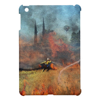 Firefighters are our true heroes iPad mini case