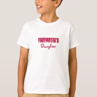 Firefighter's, Daughter T-Shirt