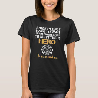 FIREFIGHTER'S DAUGHTER T-Shirt