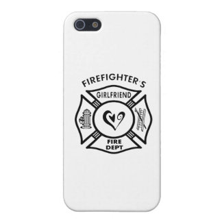 Firefighters Girlfriend Case For iPhone 5/5S