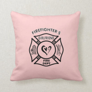 Firefighters Girlfriends Cushion
