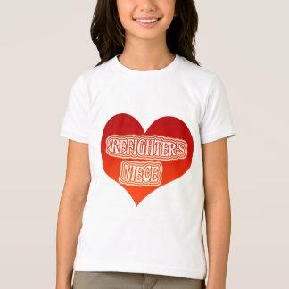 Firefighter's Niece T-Shirt