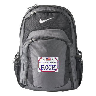 Firefighters Rock Backpack