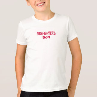 Firefighter's, Son T-Shirt