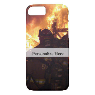 Firefighting Structure Fire iPhone 8/7 Case