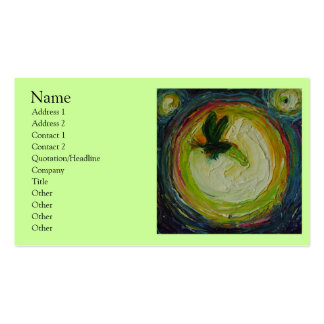 Firefly Business Card