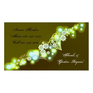 firefly golden pack of standard business cards
