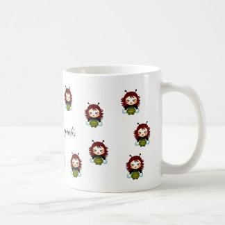 Firefly Photinus pyralis Coffee Mug