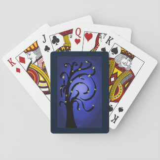 Firefly Tree Playing Cards