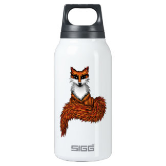 Firefox 0.3L Insulated SIGG Thermos Water Bottle