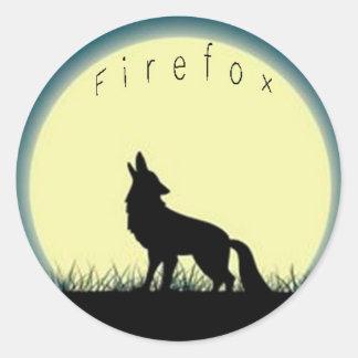 Firefox Adesivo