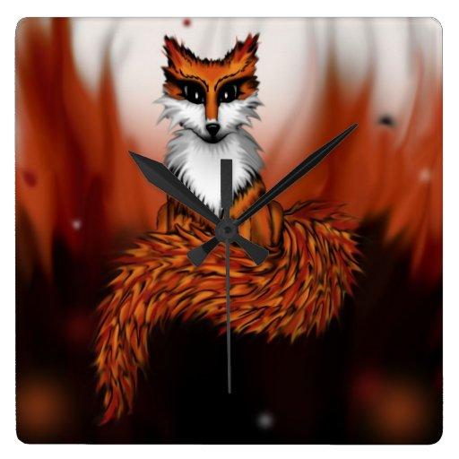 Firefox Wallclocks